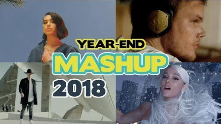 Embedded thumbnail for Year-End Mashup 2018